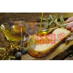 olio extravergine di oliva Evo Asso Calleri sul pane